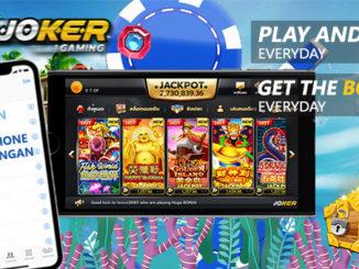 Slot Joker888 Mobile