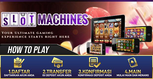Slot Online Pakai Pulsa